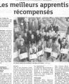 Les MAF à l'honneur dans la presse alsacienne